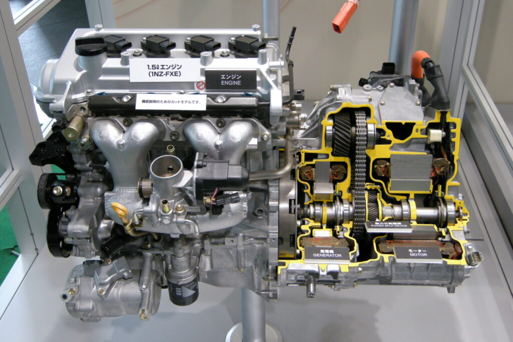 HSD Toyota